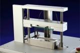Steel needle coating machine